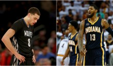 Wolves Discussing Sending Zach LaVine, Kris Dunn, & Picks To Pacers For Paul George
