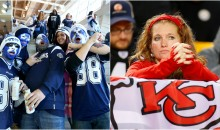 Study Says Cowboys Have NFL's Best Fans, Chiefs The Worst