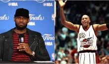 Drexler Disagrees With LeBron: Superteams Began Long Before '96 Houston Rockets