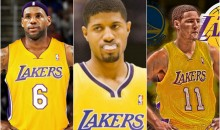 REPORT: Paul George Reached Out To Klay Thompson & LeBron About Forming New Super Team In L.A.