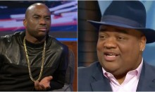 Charlamagne Gives Whitlock 'Donkey of The Day' For Comments on LeBron: 'He's Too Fat For a Fedora' (VIDEO)