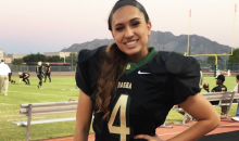 18-year-old From Arizona Looking To Become 1st Woman To Make It To The NFL