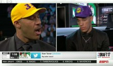 LaVar Ball Guarantees Lonzo Will Take Lakers To The Playoffs His First Year (VIDEO)