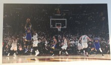 Warriors' Facility Now Has a Giant Picture of Kevin Durant's Game 3 Triple Over LeBron