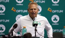 Celtics' Danny Ainge: 'Player We'll Take 3rd Is Same Player We'd Take 1st'