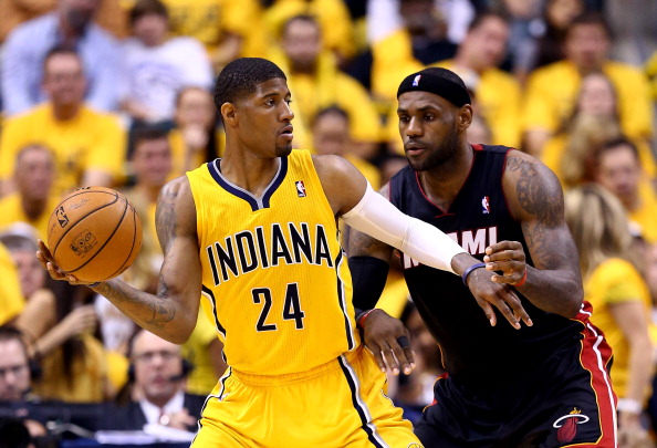 Cavs talked 3-way trade for Paul George with Pacers, Nuggets