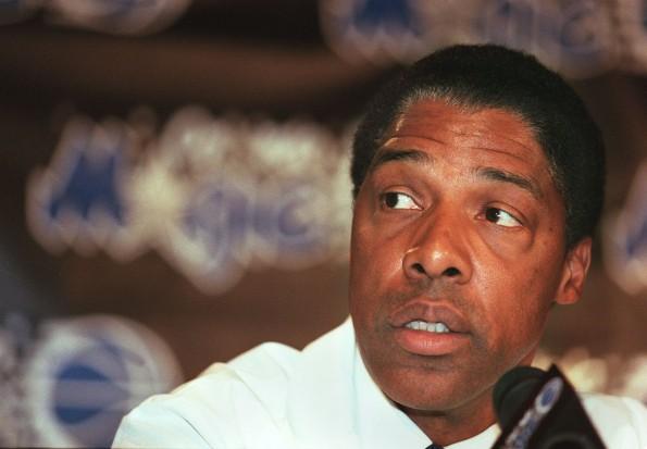 "NBA legend and Basketball Hall of Famer Julius ""Dr"