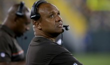 Browns Coach Hue Jackson Shares Secret To Making Starting QB Decision: 'Lots of Mai Tais'