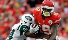 REPORT: Kansas City Chiefs Release WR Jeremy Maclin