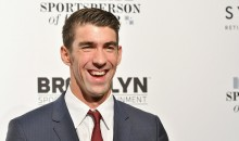 Michael Phelps Will Race a Great White Shark for 'Shark Week'