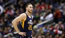 Gordon Hayward Opts Out With Jazz, Books Free Agent Visits With Boston & Miami