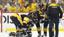Penguins' Nick Bonino Battled Broken Tibia Through Stanley Cup Final