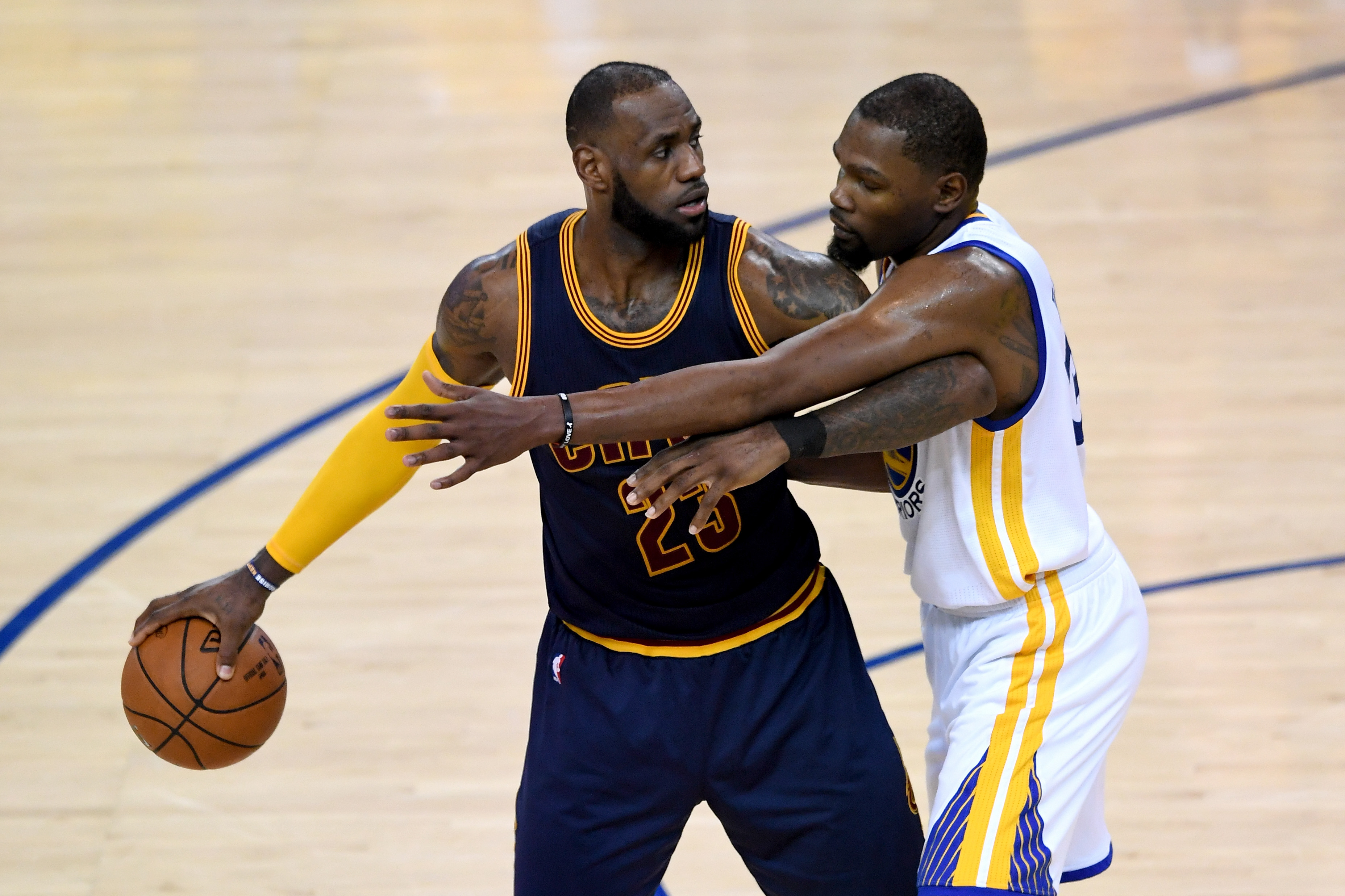 Dwight Howard Says He Would Take Kevin Durant over LeBron James