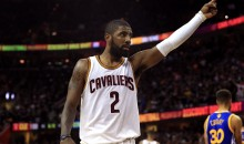 REPORT: Kyrie Irving Will Demand The Cavs To Trade Him If LeBron James Leaves In 2018
