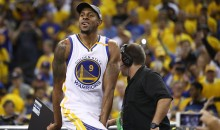 Andre Iguodala Implies Trump Might Be Impeached By The Time Warriors Decide on White House Visit
