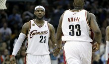 LeBron Says Only Shaq & Jesus Christ Can Score on Him In The Post (AUDIO)
