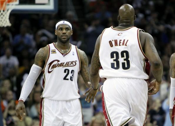 Boston Celtics v Cleveland Cavaliers, Game 1