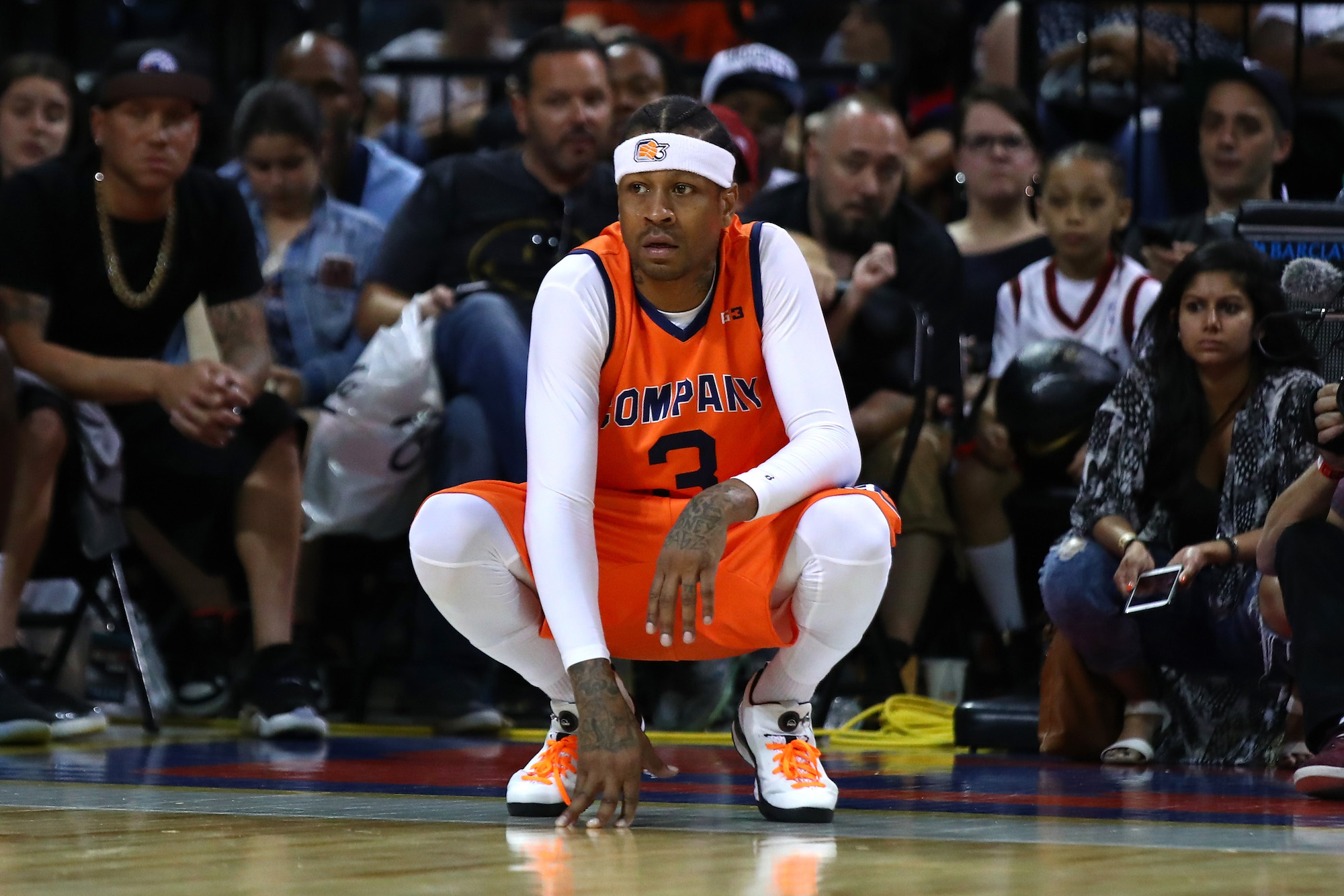 Injuries, Bad Allen Iverson Make For Disappointing BIG 3 Opening Day (VIDEOS) | Total Pro Sports
