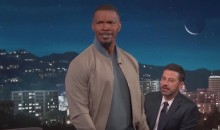 Jamie Foxx Does an AMAZING LeBron James Impersonation (Video)