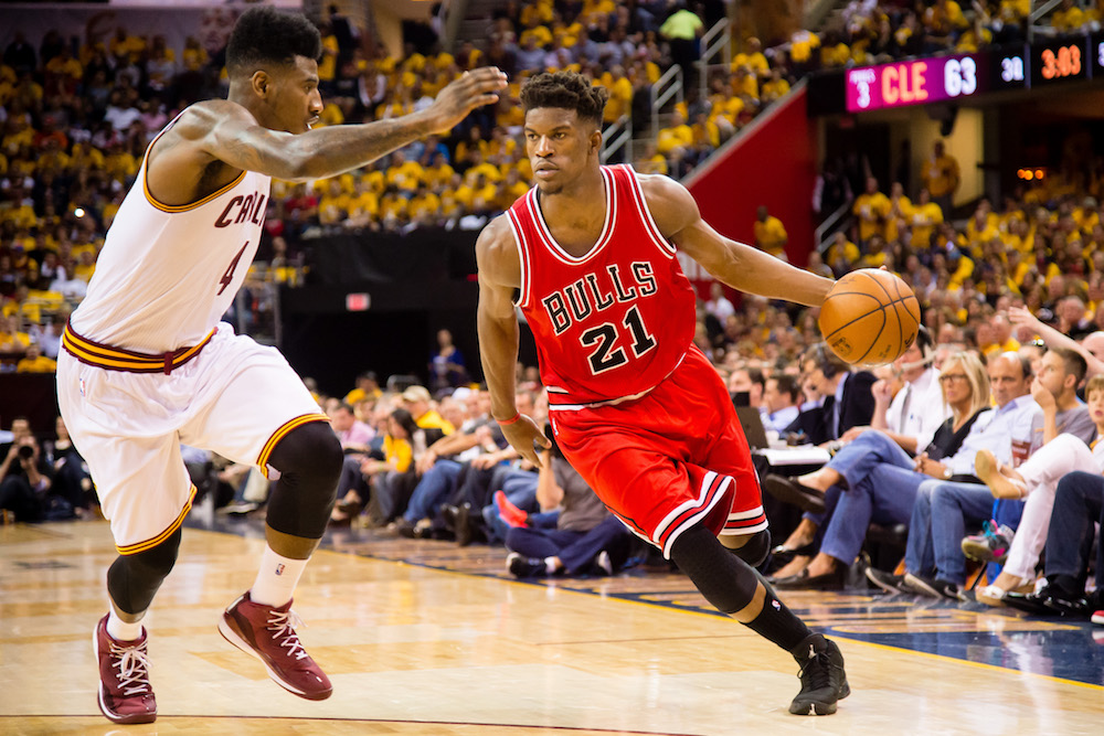 REPORT: Multiple Cavs Players Advising Jimmy Butler To ...