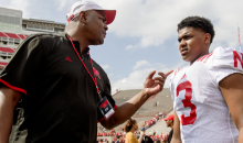 Keyshawn Johnson Yanks Son From Nebraska Football Team After Weed Bust So He Can 'Mature' For Six Months