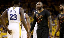 "Draymond Green Says LeBron ""Started the Super Team""; James Says He ""Definitely Didn't"""