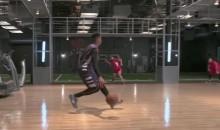 Watch Markelle Fultz Dodge Some 60+ MPH Dodgeballs (Video)