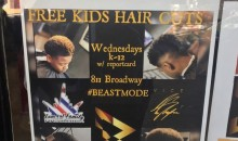 Marshawn Lynch's Beast Mode Store Offers Free Haircuts To Kids With Good Grades
