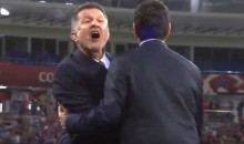 Feisty Mexico Coach Juan Carlos Osorio Hurls a Bunch of F-Bombs at New Zealand Bench During Confederations Cup Match (Video)