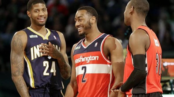 Wizards offer John Wall $168 million 'supermax' contract