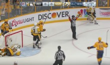 Predators Get Robbed Of Goal, Penguins Win Stanley Cup (Videos)