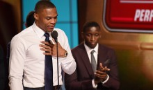 Watch Russell Westbrook's Emotional MVP Speech (VIDEO)