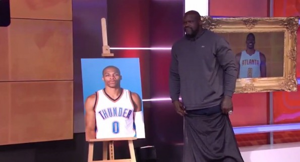 Russell Westbrook Shaqtin a Fool