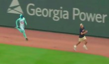 The Most Exciting Race of 2017 Took Place Between Innings at a Mets-Braves Game (Video)