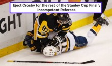 Predators Fan Starts A Petition To Have Sidney Crosby Suspended For Rest of Stanley Cup Finals