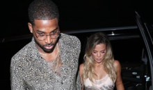 Khloe Kardashian Spotted With a Massive Engagement Ring Alongside Cavs' Tristan Thompson