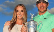Joe Buck Misidentified Brooks Koepka's Girlfriend After U.S. Open Win, and It Was Super Awkward (Video)