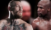 Mayweather's Trainer Is Worried Conor McGregor Will Get Frustrated & 'Do Something Crazy' Like Kick Mayweather During Fight