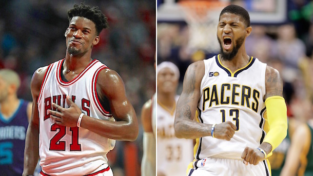 david griffin left cavs plans to acquire jimmy butler and paul george
