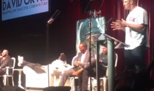 Watch Gronk & Dustin Pedroia Roast Big Papi at 'David Ortiz Charity Roast'  (Video)