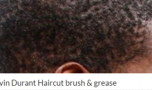 Somebody Created a GoFundMe To Get Kevin Durant a Brush & Hair Grease