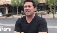 Dean Cain Still Upset Over Colin Kaepernick Protest: 'People Died For That Flag & He Disrespected It' (VIDEO)