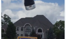Moving Trucks Spotted Outside Paul George's Indianapolis Home (PIC)