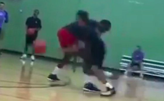 Watch Thunder's Victor Oladipo get schooled by camper