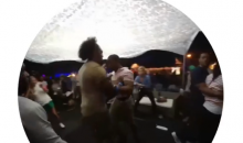 Jets' DL Leonard Williams Restrains Jets' LB Darron Lee From Beating Up A Girl (VIDEO)
