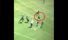 Marshawn Lynch Is Already Running Through The Raiders Defense (VIDEO)