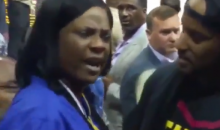 Draymond Green's Mom Gets In Heated Exchange with Cavaliers Fan, Cops Involved (VIDEO)