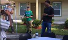 Jameis Winston Throws BBQ Event For Homeless Veterans in Tallahassee