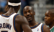 Kwame Brown Says Michael Jordan Never Made Him Cry For Calling Him A F*ckin Flaming F*ggot (VIDEO)