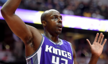 Sacramento Kings Waive Anthony Tolliver After Wishing Him Happy Birthday